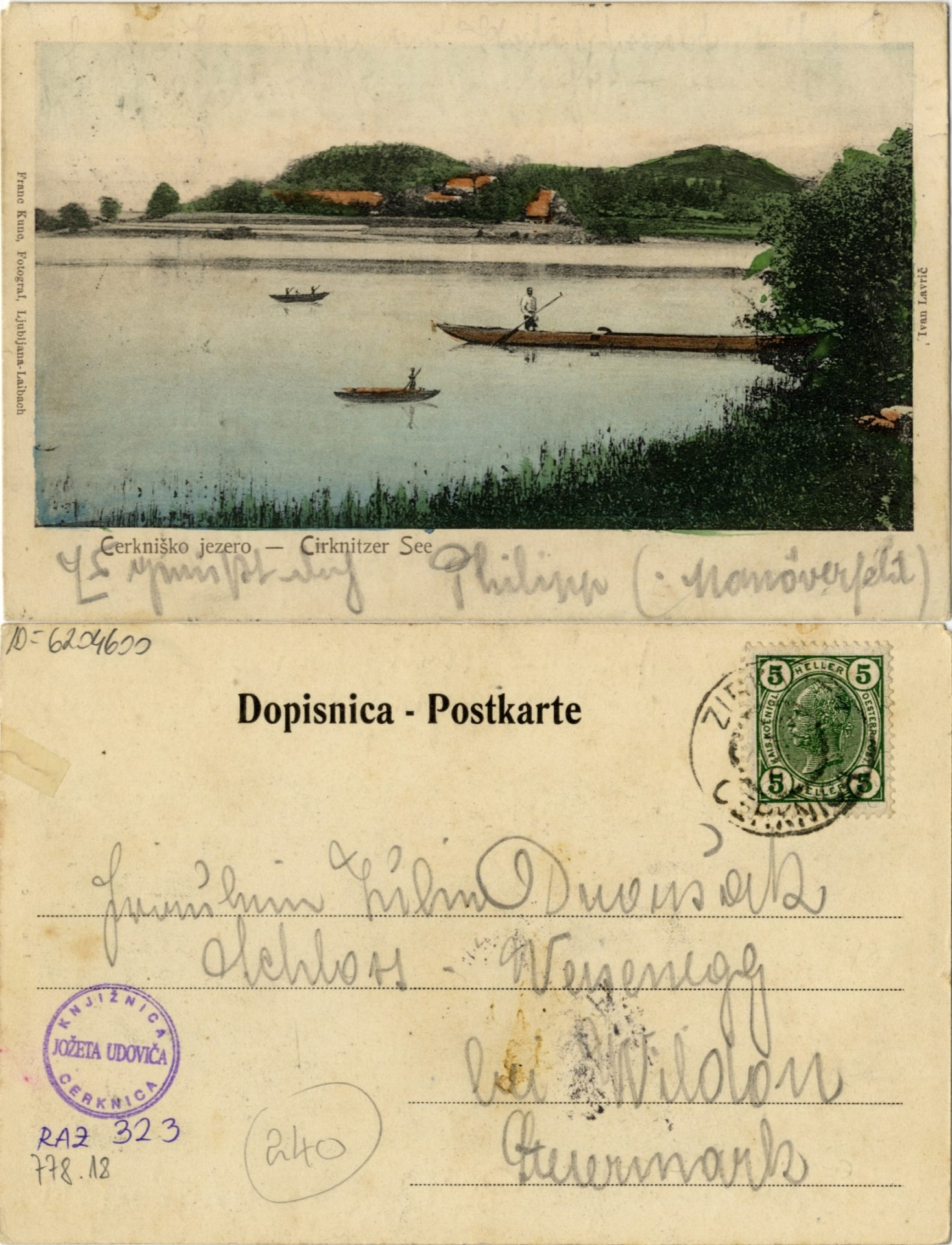 zlimano 3 - Cerkniško jezero