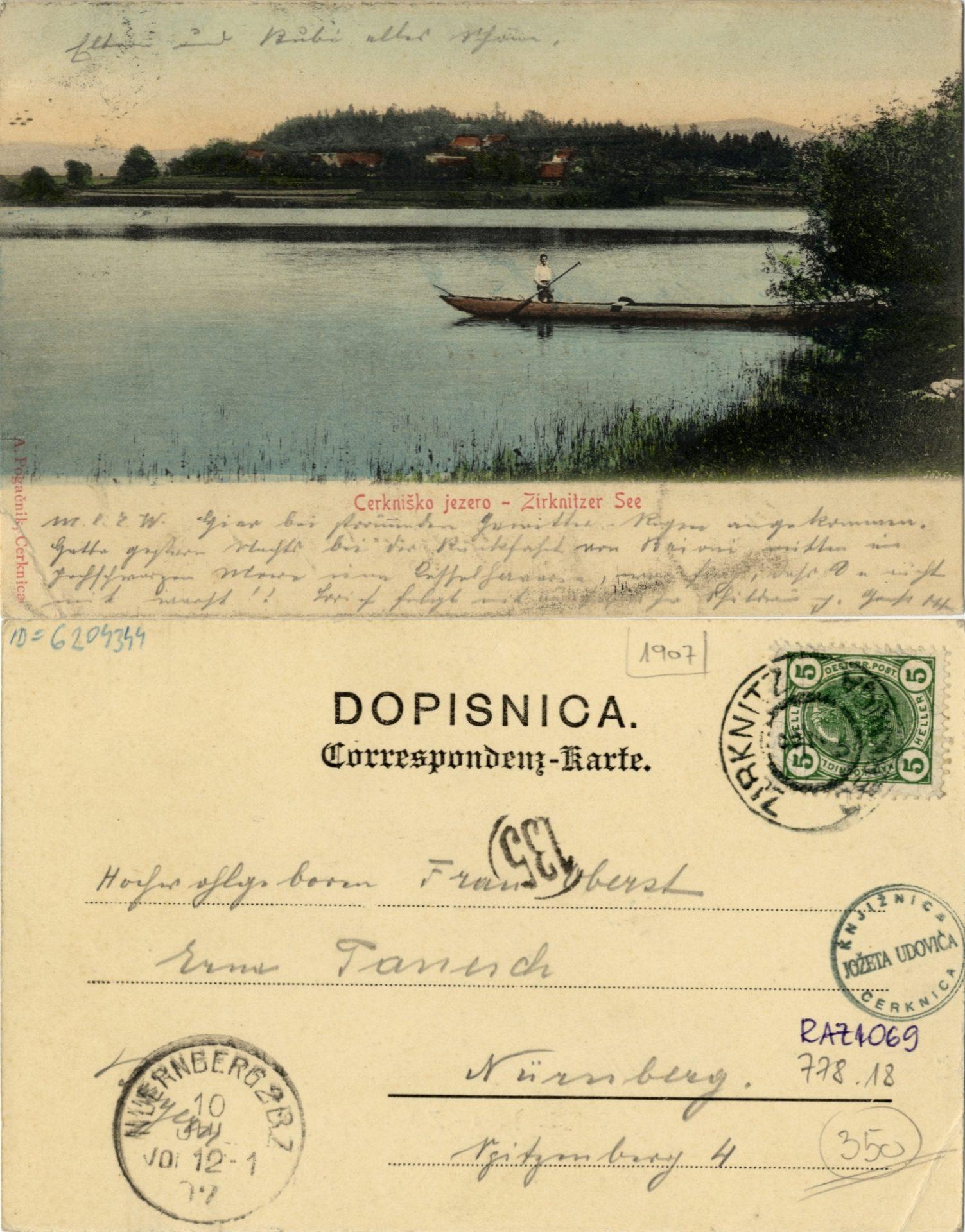 zlimano 5 - Cerkniško jezero