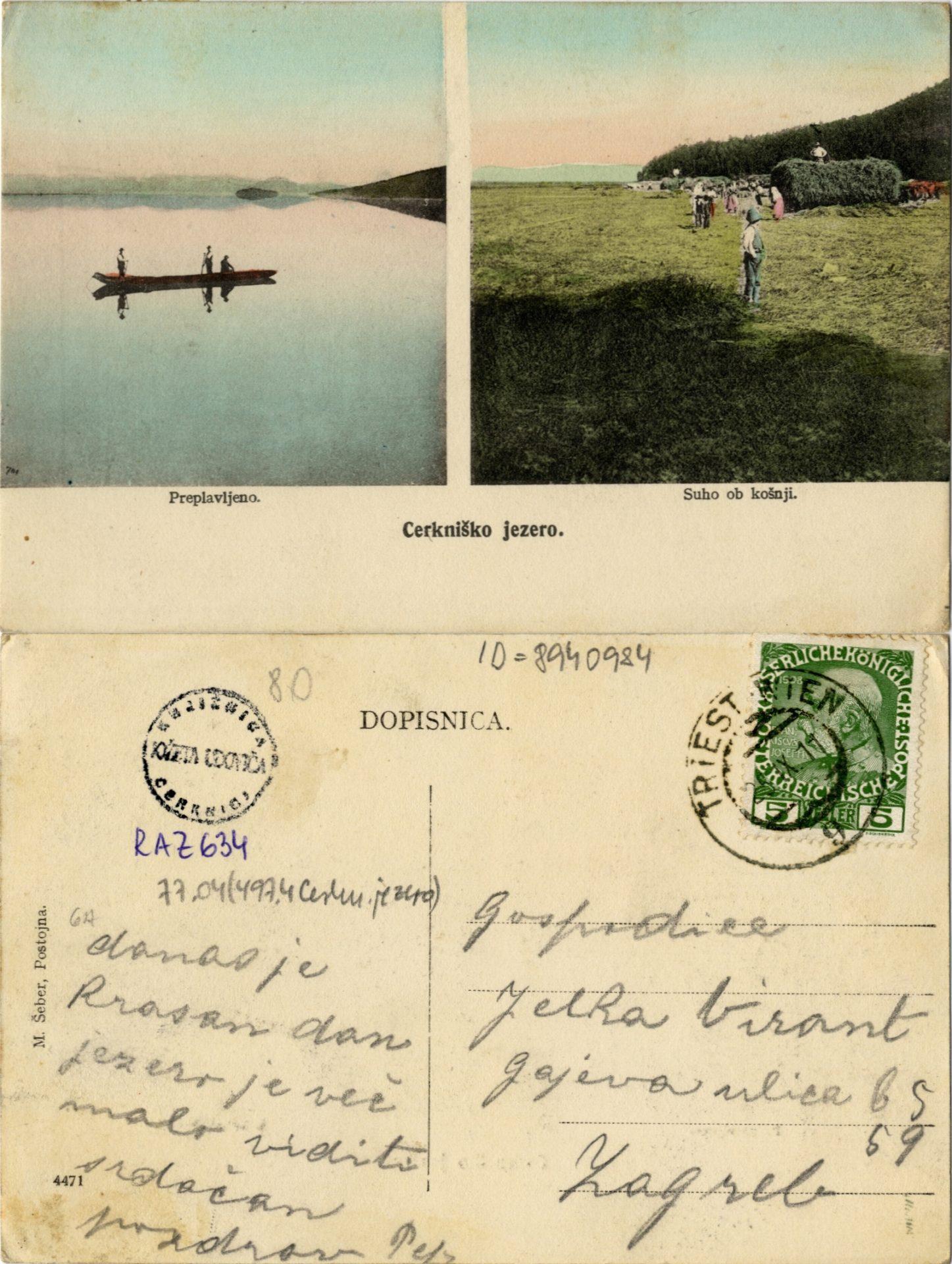 zlimano 8 - Cerkniško jezero