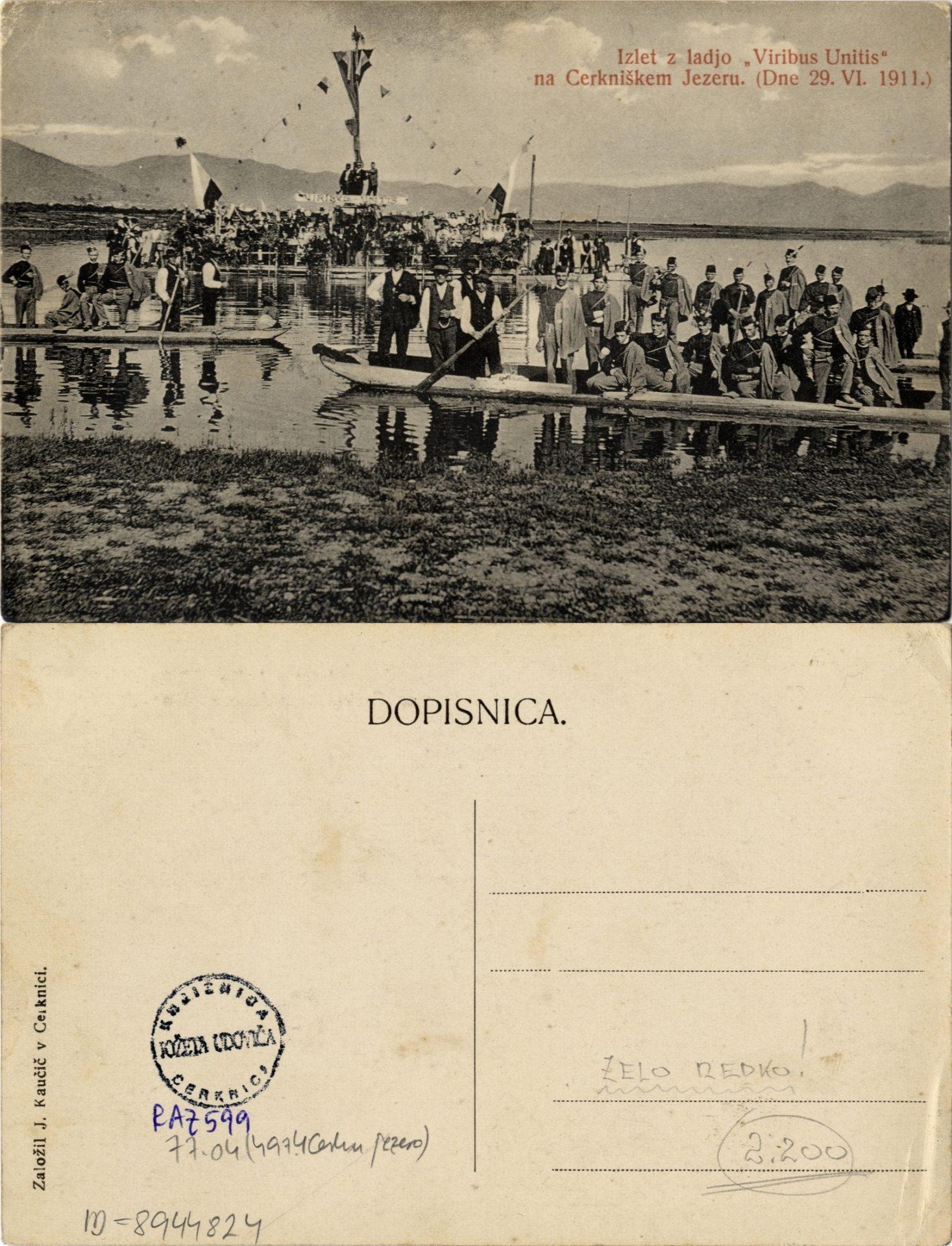 zlimano - Cerkniško jezero