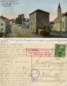 C 1904 234x300 - Stare razglednice Cerknice iz naše Domoznanske zbirke