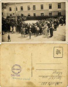C 1930 234x300 - Stare razglednice Cerknice iz naše Domoznanske zbirke