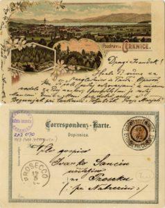 C1898 238x300 - Stare razglednice Cerknice iz naše Domoznanske zbirke