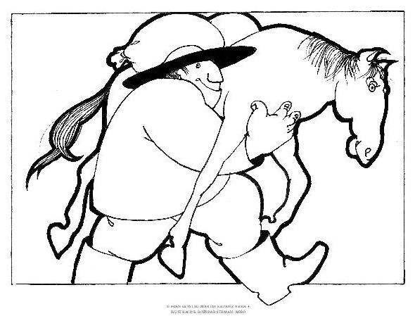 Document page 004 - Martin Krpan z Vrha z ilustracijami Božidarja Strmana