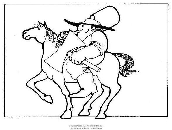 Document page 017 - Martin Krpan z Vrha z ilustracijami Božidarja Strmana