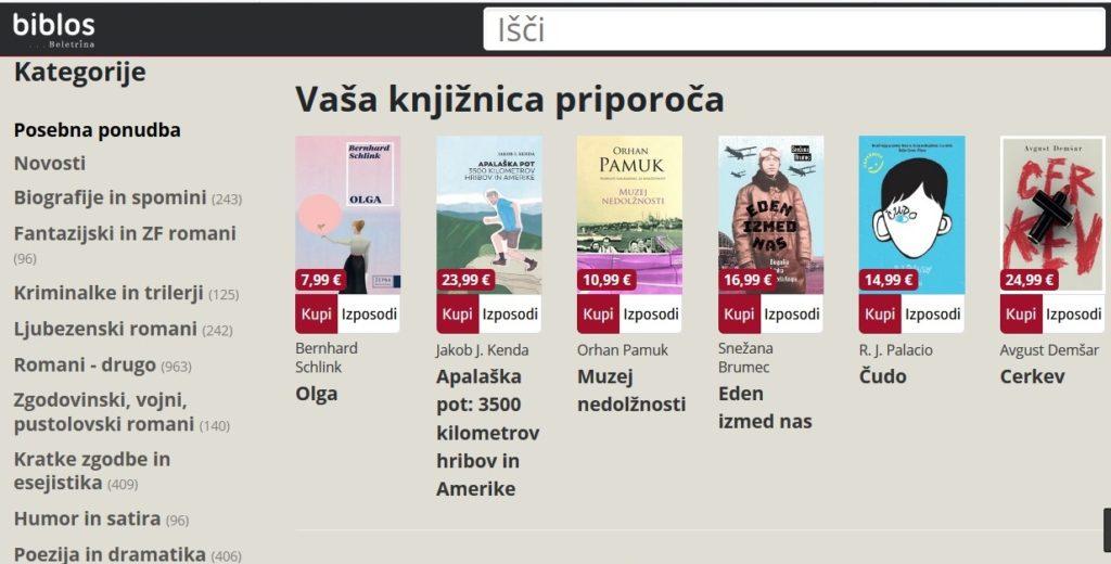 priporoča 1024x520 - V zadnjem mesecu zanimanje za e-knjige na Biblosu kar devetkrat višje