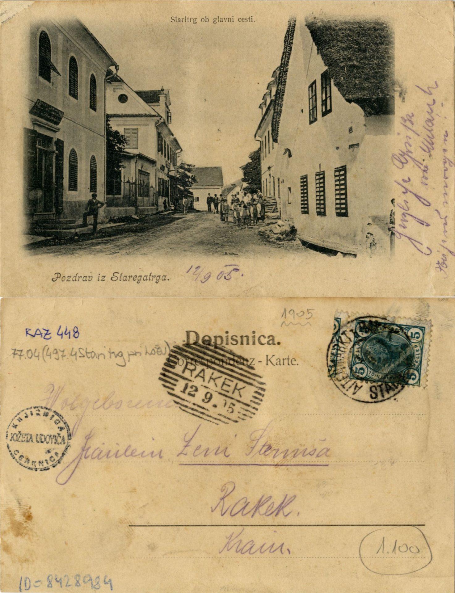 zlimano 152 - Stari trg