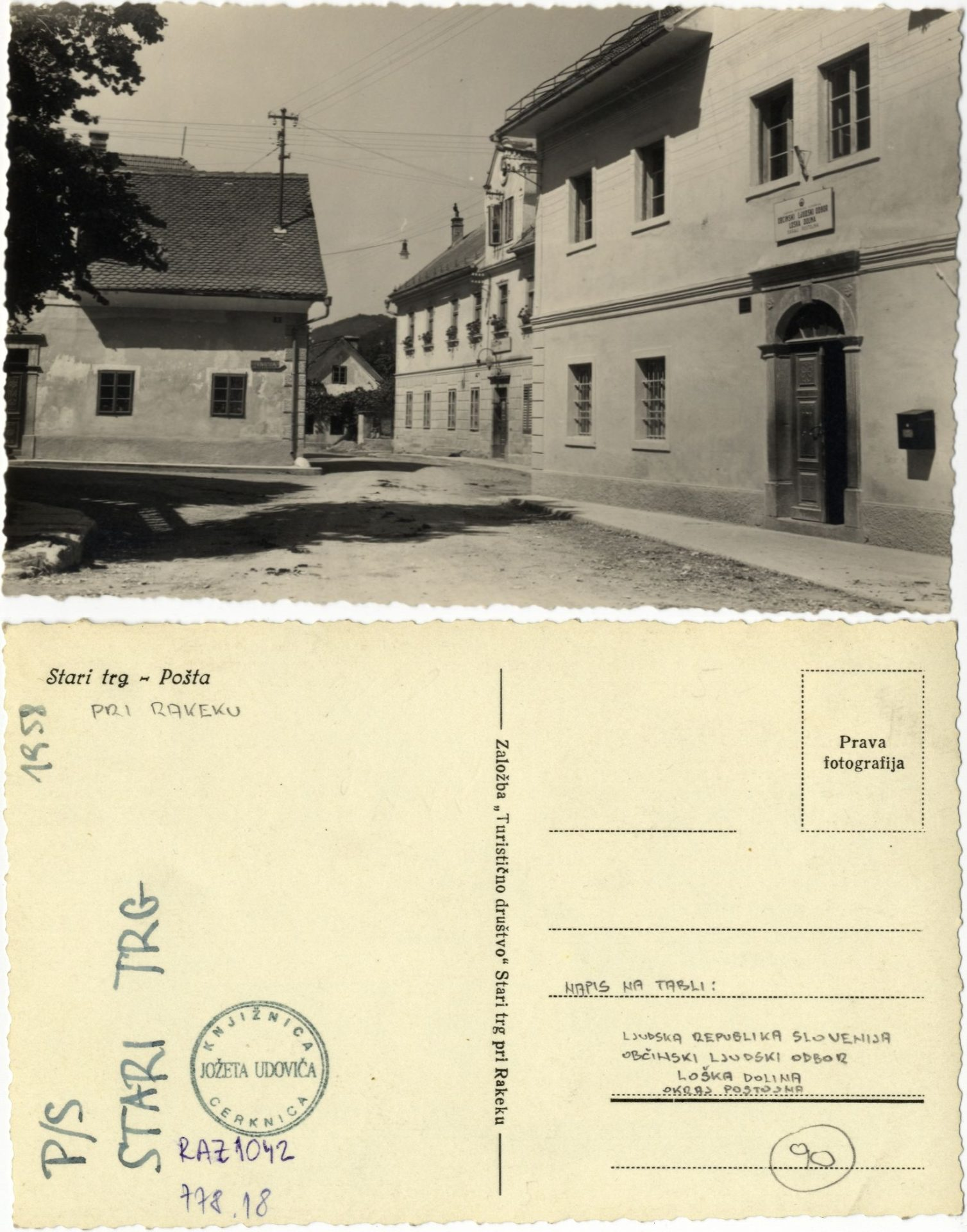 zlimano 159 - Stari trg