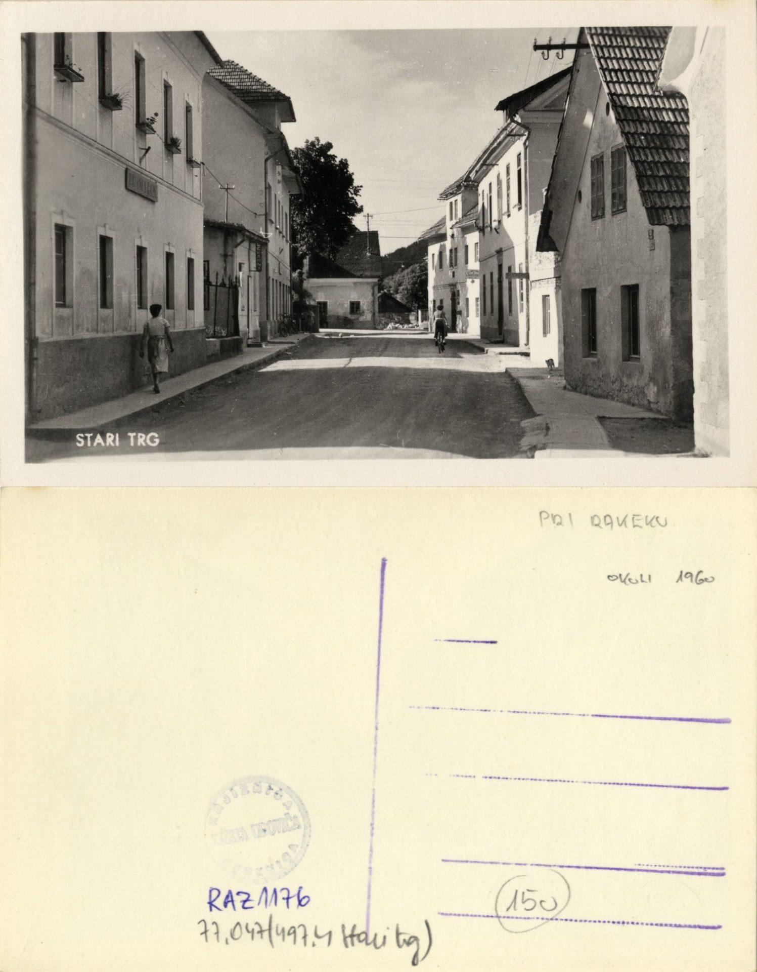 zlimano 170 - Stari trg