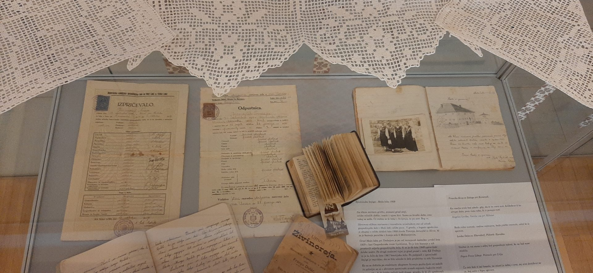 20200622 103620 - Kulturna dediščina naših krajev I - razstava društva Klasje Cerknica