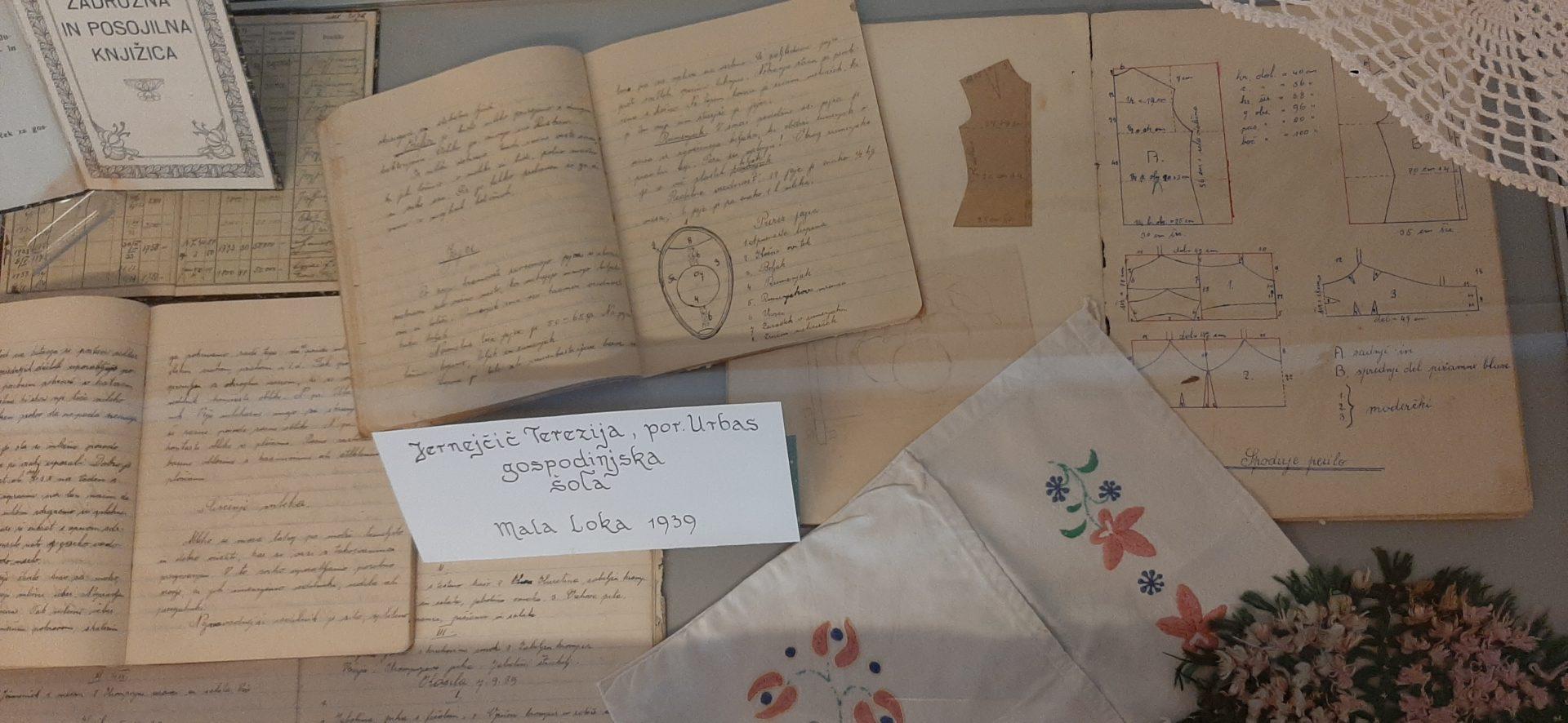 20200622 103642 - Kulturna dediščina naših krajev I - razstava društva Klasje Cerknica
