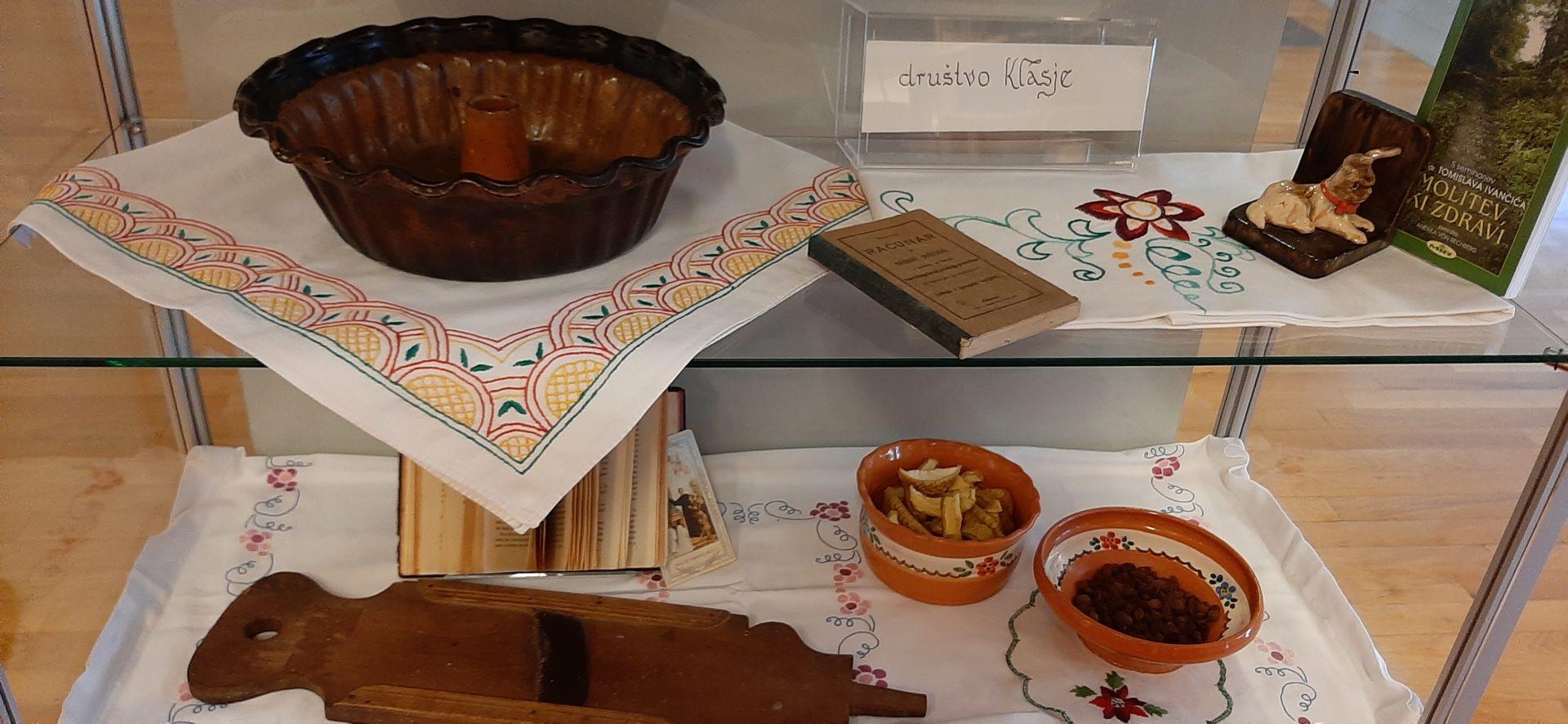 20200622 103813 - Kulturna dediščina naših krajev I - razstava društva Klasje Cerknica