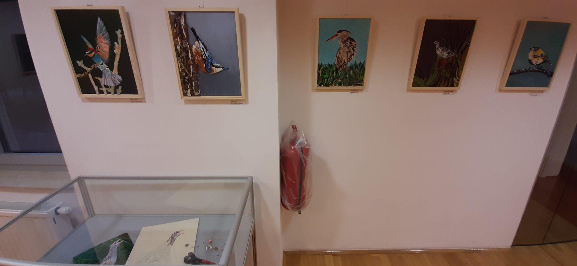 20200918 191825 - Ptice naših krajev – razstava sekcije Mozaik KD Rak Rakek