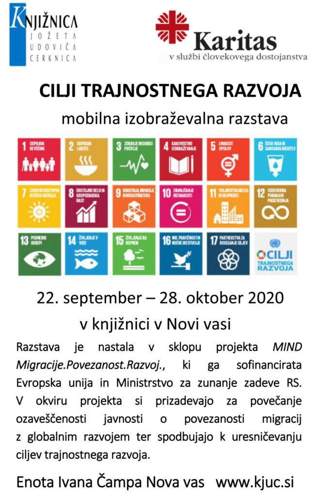 karitas 641x1024 - Cilji trajnostnega razvoja - mobilna izobraževalna razstava Karitas