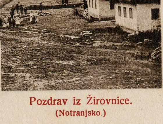cover 12 - Notranjski kraji na razglednicah