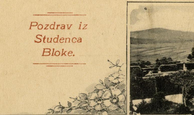 cover - Notranjski kraji na razglednicah
