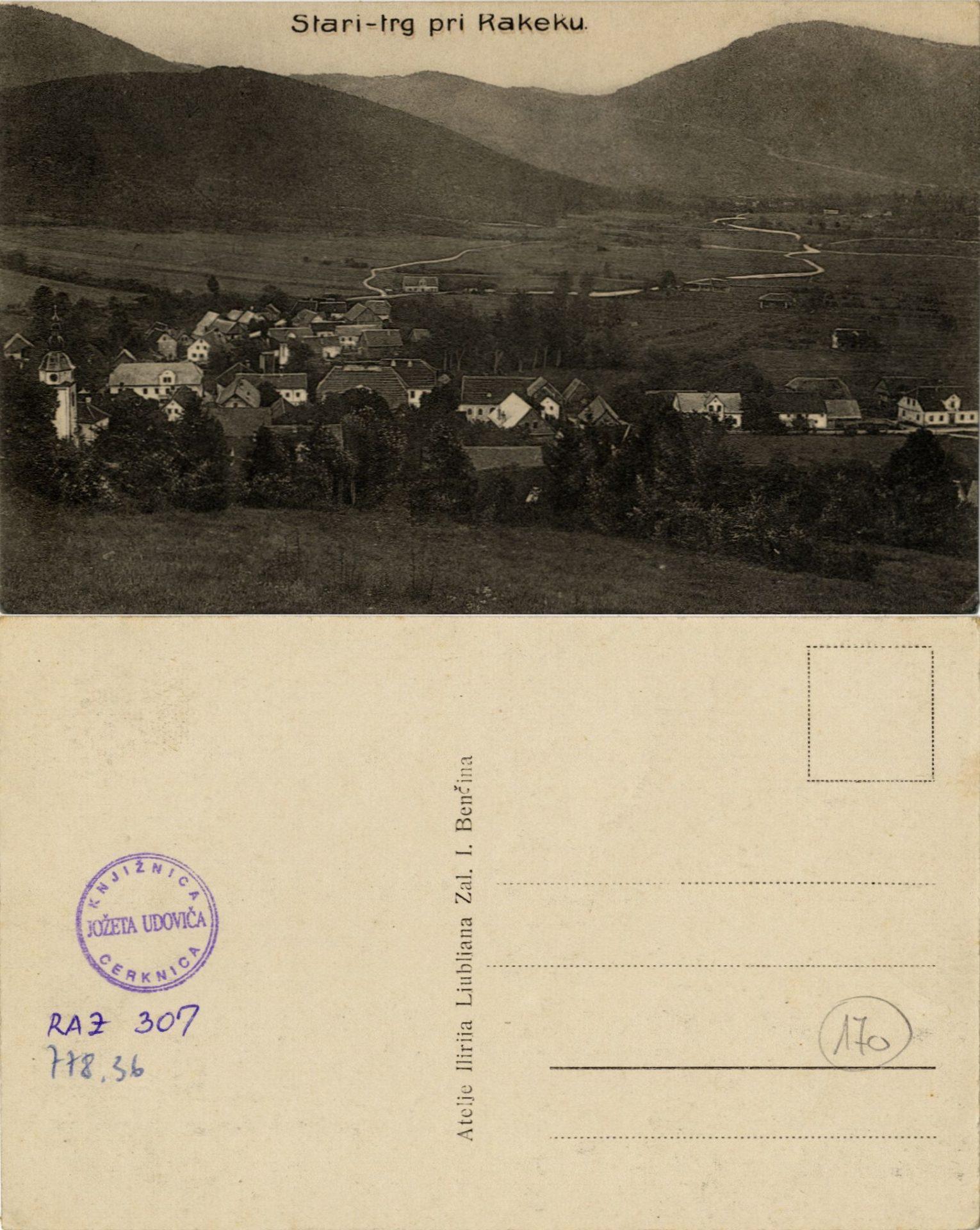 zlimano - Stari trg