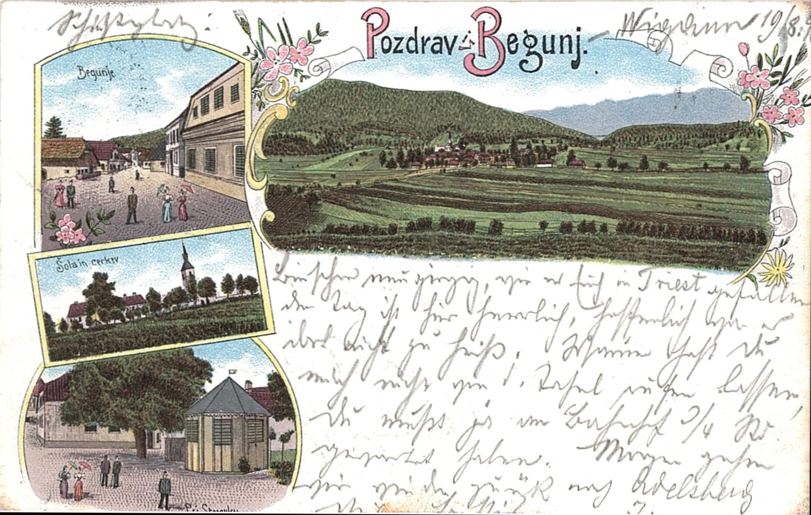 cover cela - Notranjski kraji na razglednicah