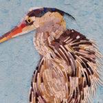 Ptice naših krajev - razstava del Sekcije Mozaiki KD Rak Rakek