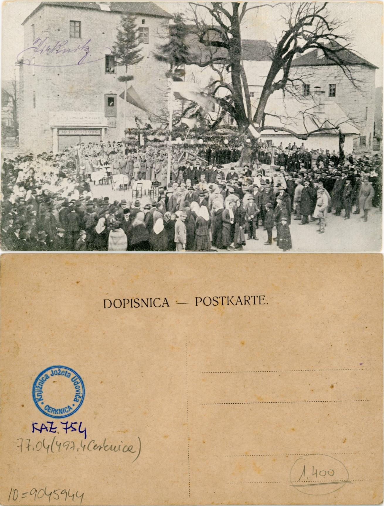 zlimano - Cerknica