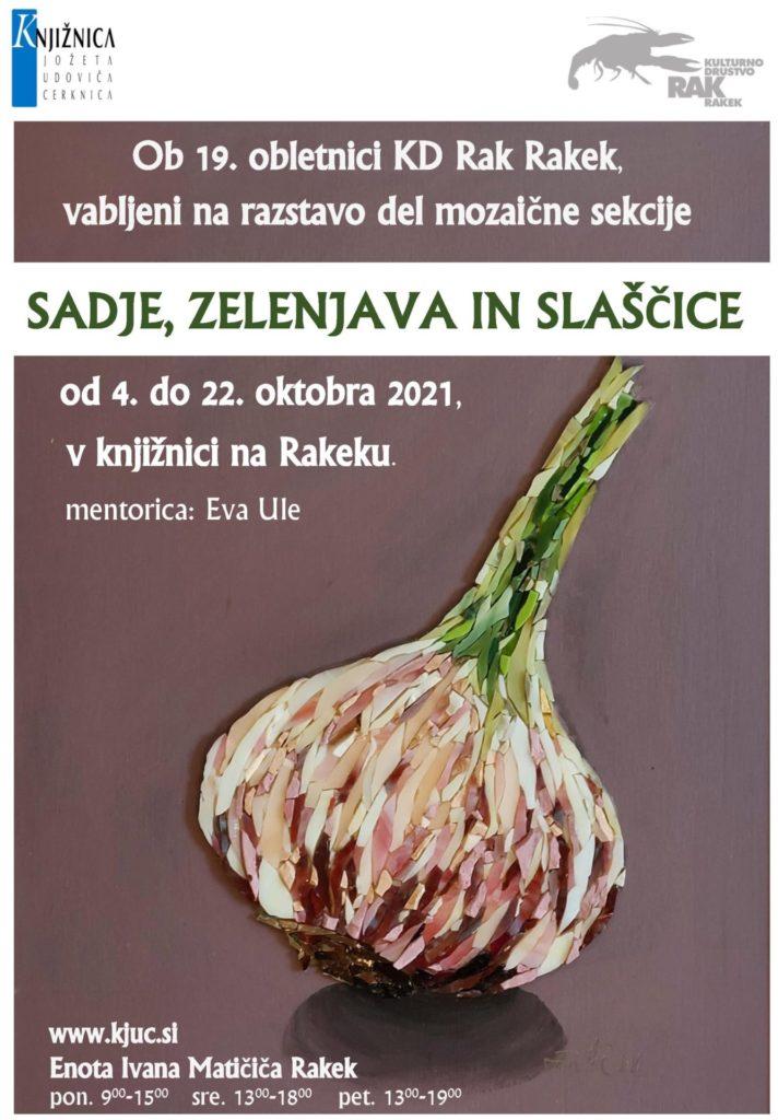 cover 3 712x1024 - Sadje, zelenjava in slaščice - razstava mozaične sekcije KD Rak Rakek