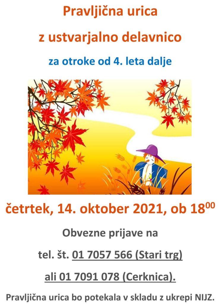 cover 755x1024 - Pravljična urica z ustvarjalno delavnico za otroke od 4. leta dalje – Stari trg