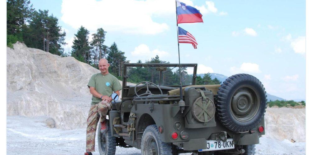 Luka Zalokar – razstava zbirke Jeep '43