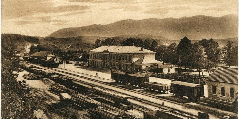 Karel Rustja: O železnici v naših krajih – predavanje in razstava