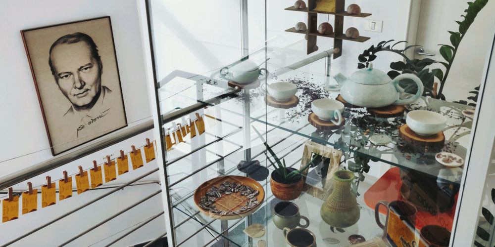 Meri Lu pot – Marjeta Lužnik – unikatna uporabna keramika