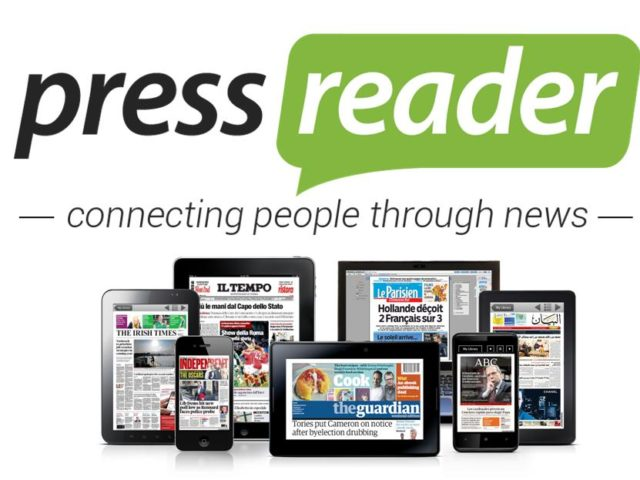 Library PressReader