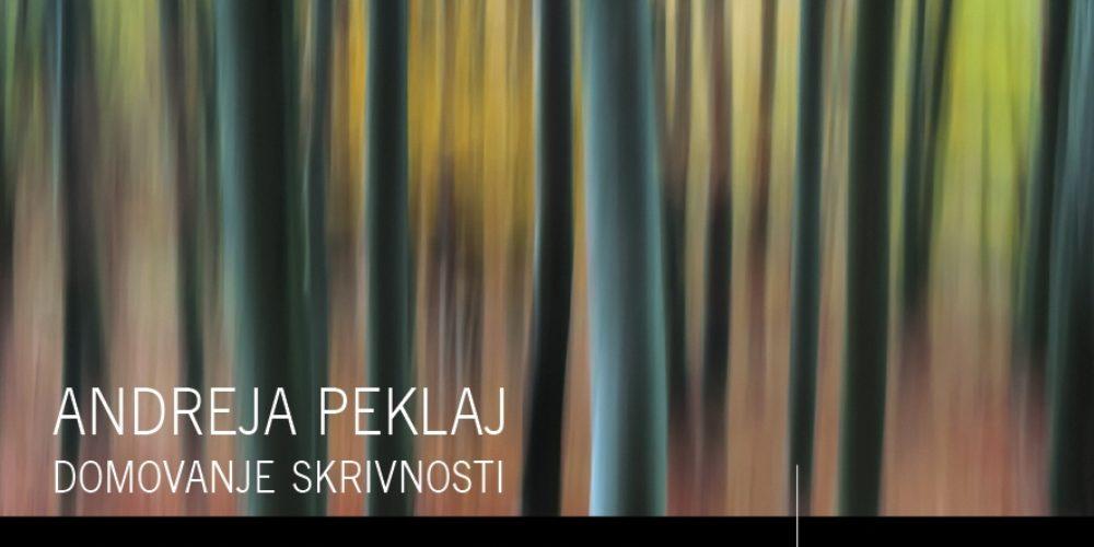 Andreja Peklaj: Domovanje skrivnosti – odprtje fotografske razstave