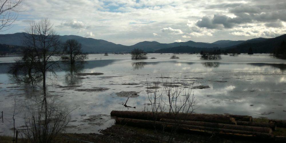 Matej Kržič: Vzroki in posledice poplav in suš za Loško dolino
