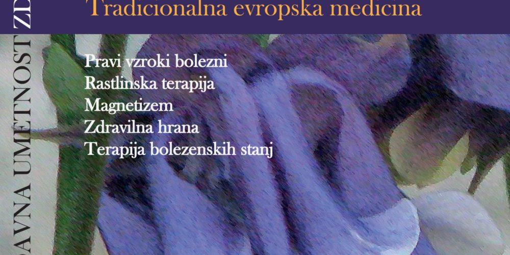 Veronika in Uroš Plantan: Starodavna umetnost zdravljenja – tradicionalna evropska medicina