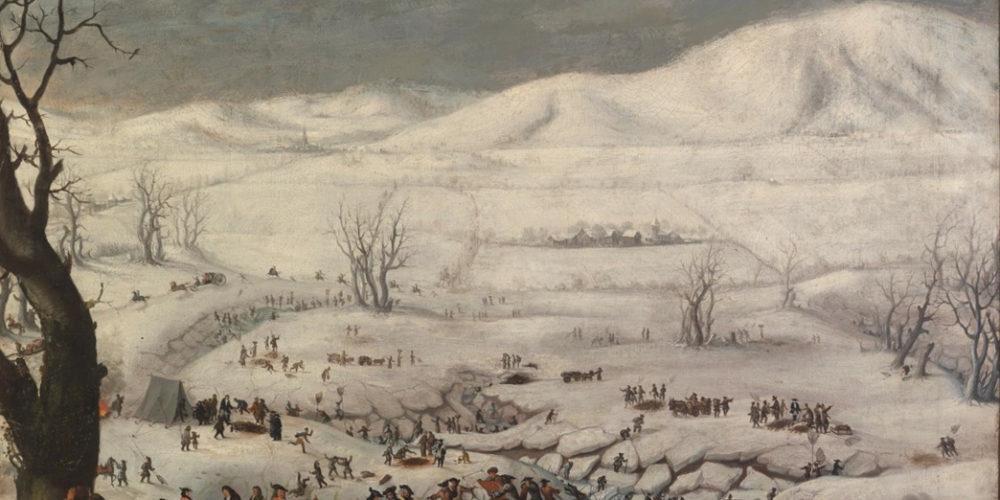 Steinbergov Ribolov na Cerkniškem jezeru v dvanajstih zgodbah