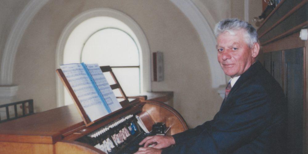 Janez Kranjec – odprtje razstave o organistu, zborovodju in skladatelju