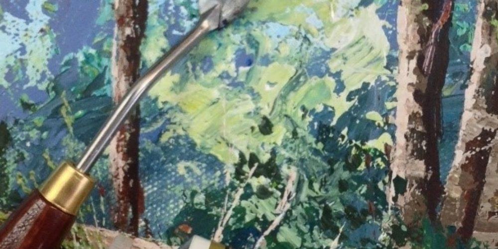 KD Rak Rakek – otvoritev razstave likovnih del