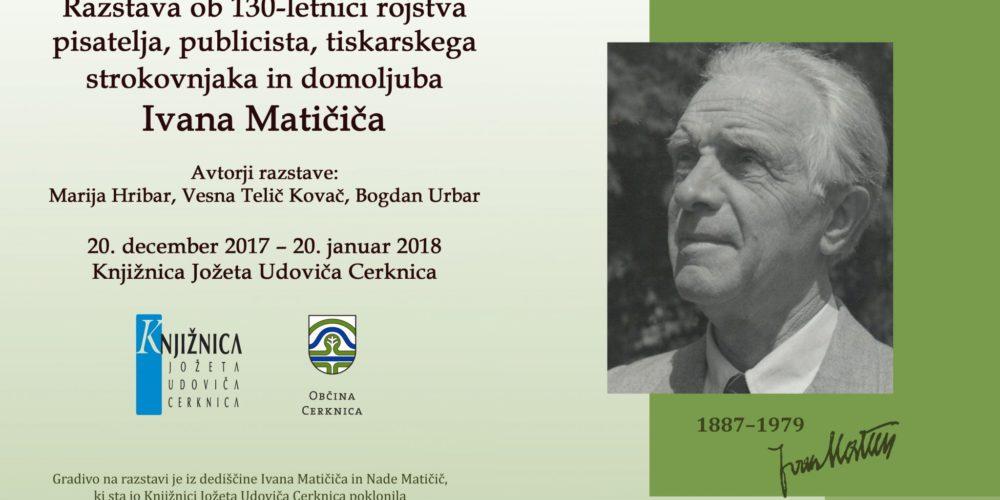 Prispevek o Ivanu Matičiču – Radio 94