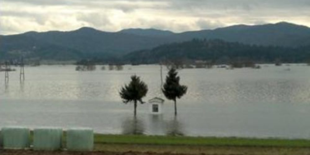 Matej Kržič: Vreme in poplave v Loški dolini