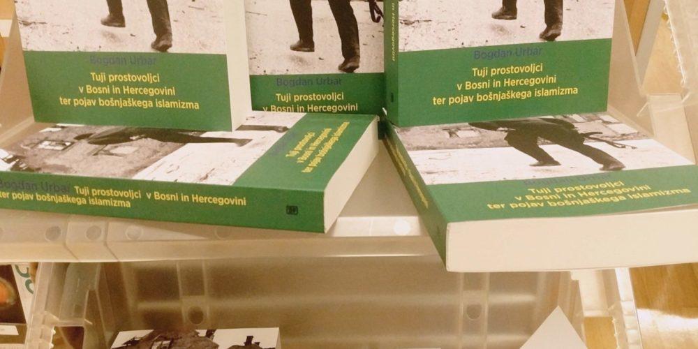 Predstavitev knjige Bogdana Urbarja