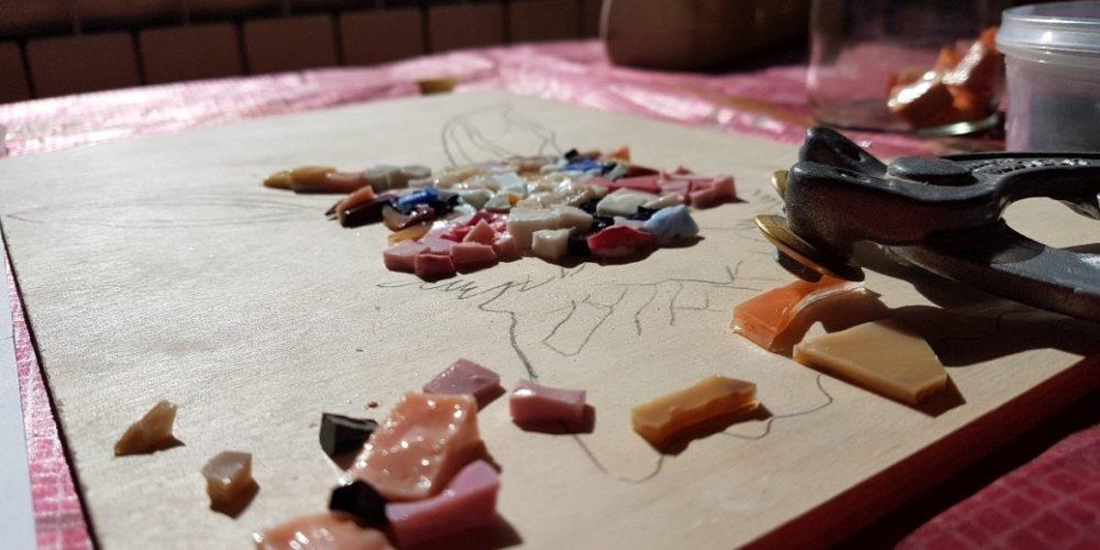 Pogled v živalski svet – razstava sekcije Mozaik KD Rak Rakek