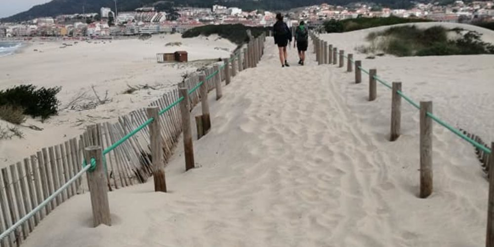 Urška Mlakar: Camino Portugalska – od Porta do Santiaga de Compostela