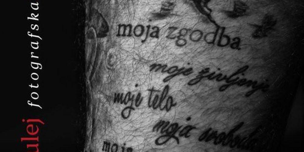 Marko Mulej: Moja zgodba, moje življenje, moje telo, moja svoboda, moja umetnost