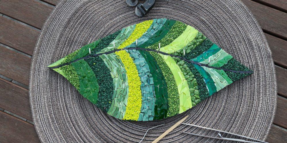 Eva Ule – ARTEvá – razstava unikatnih mozaičnih miniatur