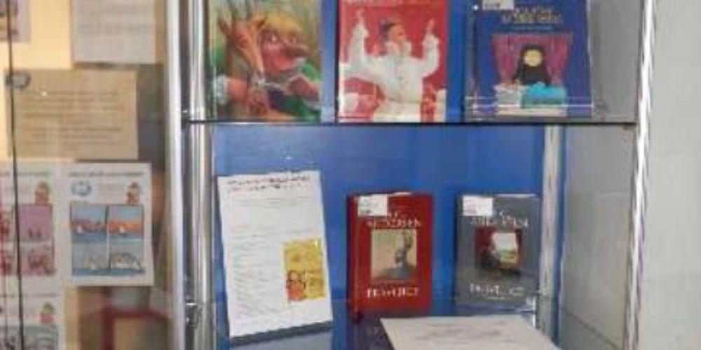 Razstava na mladinskem oddelku – mednarodni dan knjig za otroke