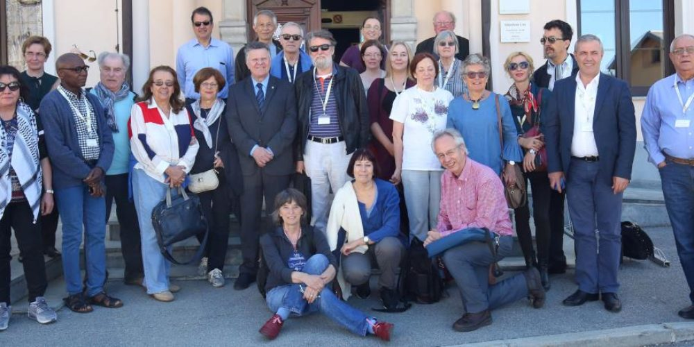 Člani PEN-a gostje knjižnice
