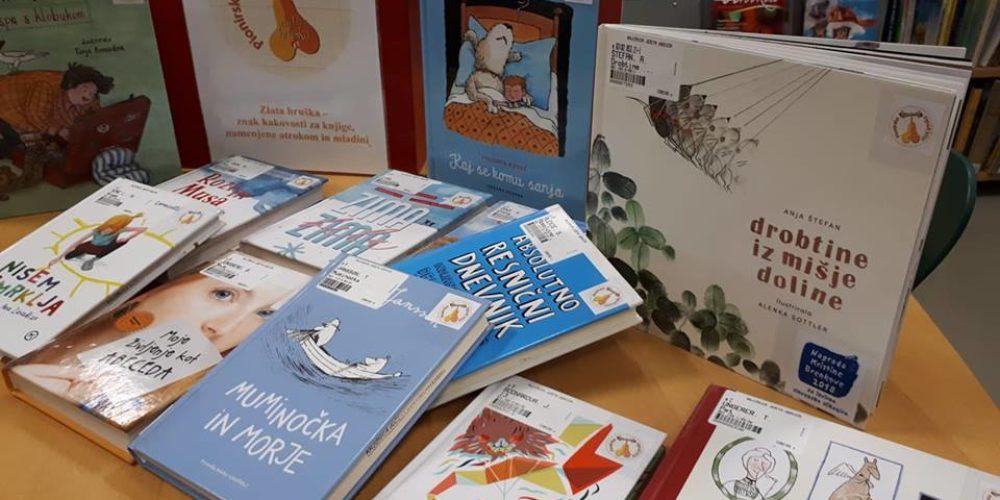 V sklopu knjižnega sejma podelili zlate hruške za kakovostne mladinske knjige