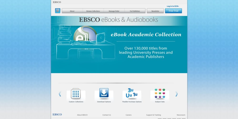 eBook Public Library Collection EBSCO Publishing