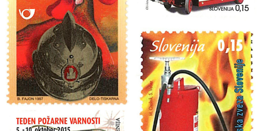 Marinka Cempre Turk: Gasilstvo v filateliji
