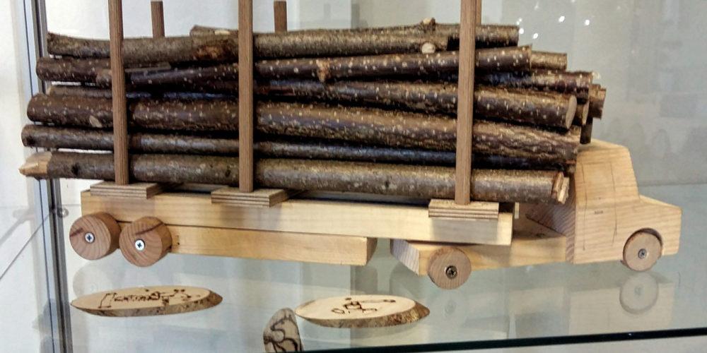 Set Ileršič – razstava unikatnih izdelkov iz lesa