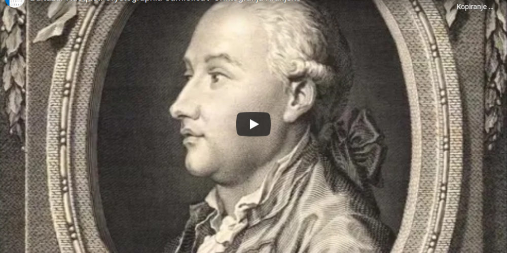 Baltazar Hacquet – Oryctographia Carniolica / Oriktografija Kranjske